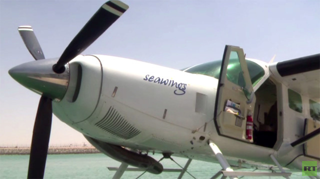 خدمات خاصة تقدم إلى الأثرياء في دبي (فيديو)