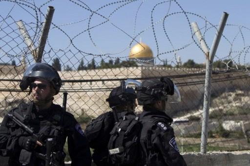 اسرائيل وحقوق الشعب الفلسطيني
