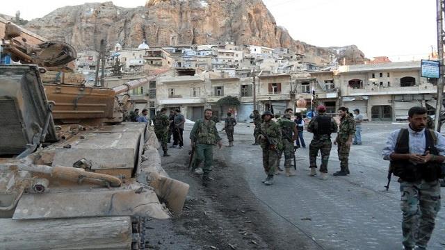 مراسلنا: استمرار الاشتباكات ضمن الشريط الحدودي بين سورية وتركيا