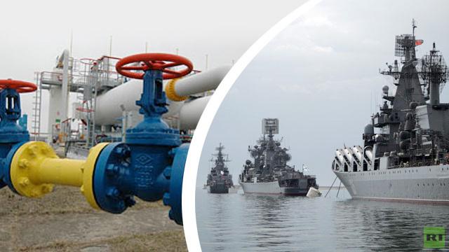 روسيا لا تنوي تخفيض سعر الغاز المصدر لكييف لانعدام الأسباب