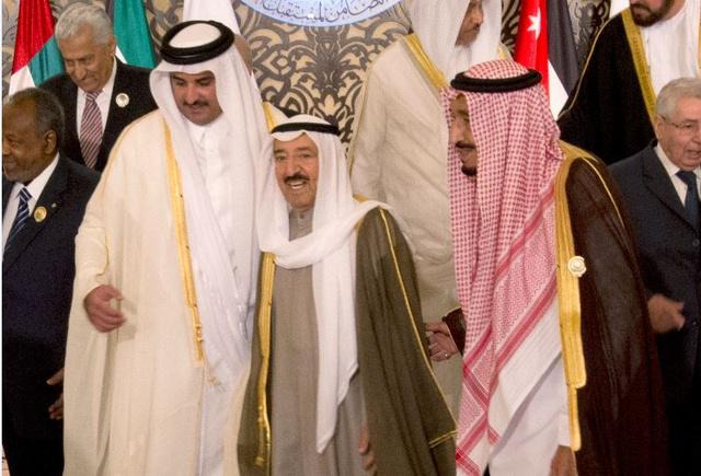 قطر تسعى الى تلطيف الأجواء مع السعودية ومصر