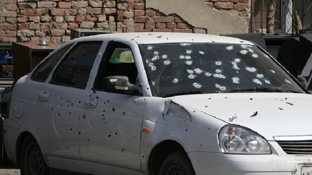 مقتل 5 مسلحين بينهم قائد جماعة إرهابية في داغستان