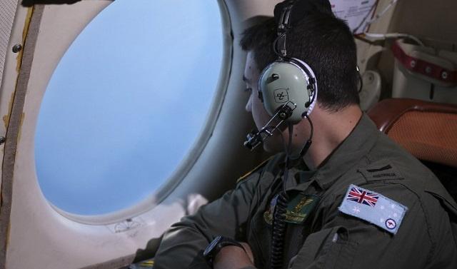 الصين واستراليا تواصلان عملية البحث عن الطائرة الماليزية المنكوبة