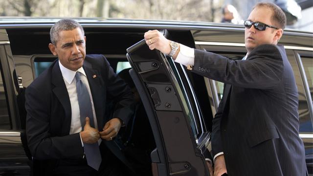 إبعاد 3 عناصر مخابرات أمريكية عن العمل بسبب تناولهم الكحول أثناء تحضير زيارة أوباما