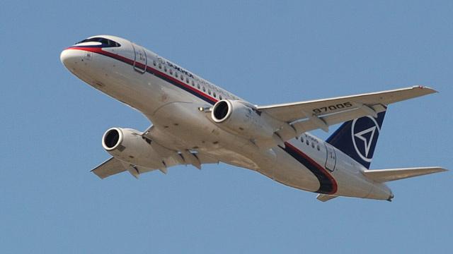 شركة صينية تنوي شراء 100 طائرة مدنية روسية