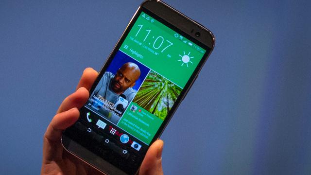 تقديم نسخة مطورة من جهاز HTC One بشاشة أكبر