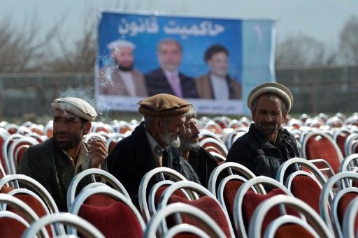 انسحاب حفيد ملك أفغانستان السابق من الانتخابات الرئاسية