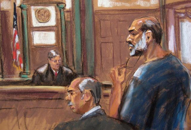 ادانة صهر بن لادن بتهمة القتل والإرهاب في محكمة أمريكية