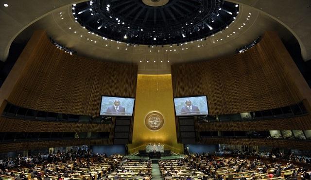 مشروع قرار في الجمعية العامة للأمم المتحدة للتأكيد على وحدة أراضي أوكرانيا