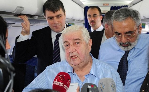 دمشق تطالب الأمم المتحدة باتخاذ الإجراءات اللازمة لإدانة قيام تركيا بـ