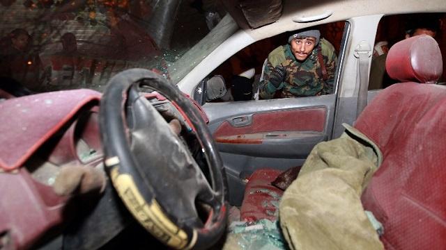 مقتل جندي يمني في انفجار عبوة ناسفة زرعت في سيارته