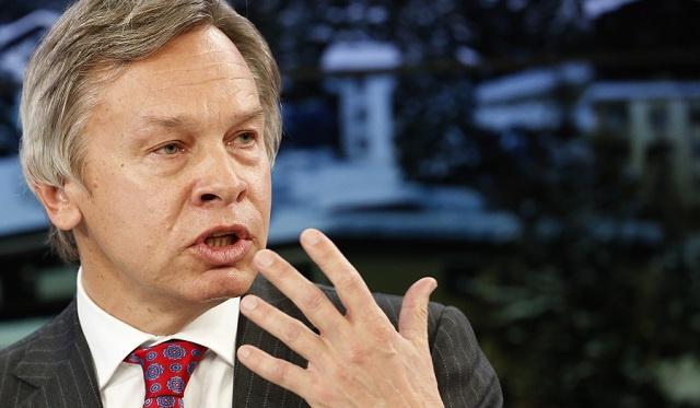 بوشكوف: لا مفر من إعادة النظر في النظام العالمي المعتمد على الهيمنة الأمريكية
