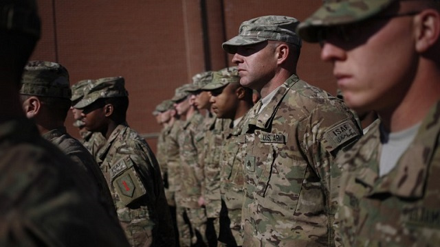 وصول الدفعة الأولى من الجنود الأمريكيين إلى ليبيا ضمن مهمة تدريبية