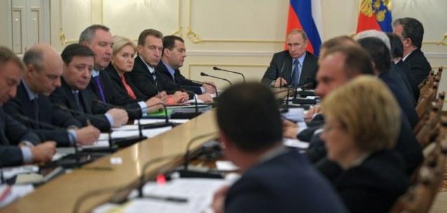 بوتين: القرم قادرة على أن تكون منطقة اقتصادية جذابة