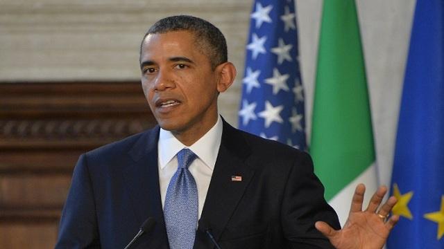 أوباما يعترف بالتأثير السلبي للعقوبات ضد روسيا