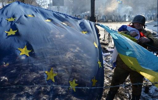 الاتحاد الأوروبي غير جاهز لضم أوكرانيا إليه