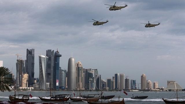 قطر تعلن عن إبرام عقود عسكرية بقيمة 23 مليار دولار