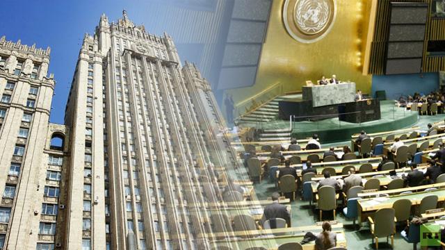موسكو: مبادرة إصدار قرار الجمعية العامة للأمم المتحدة ستعرقل تسوية الأزمة الداخلية في أوكرانيا