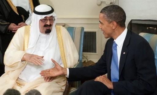 أوباما يرطب الاجواء في الرياض بملفات