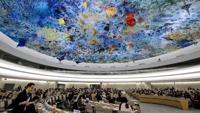 موسكو: واشنطن حاولت عرقلة قرار خاص بعدالة القضاء في مجلس حقوق الإنسان