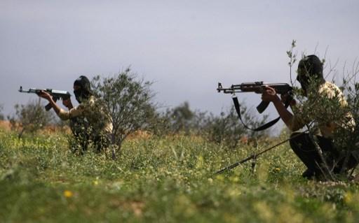 المعارضة المسلحة وجبهة ريف اللاذقية