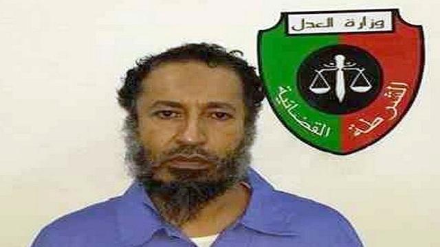 الساعدي القذافي يعتذر للشعب الليبي