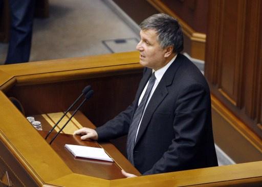 وزير الداخلية الاوكراني المعين يحذر من تحويل البلاد الى صومال ثانٍ