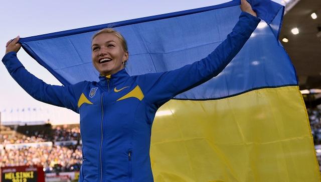 رياضية أوكرانية شهيرة لا تستبعد الانتقال إلى صفوف منتخب روسيا