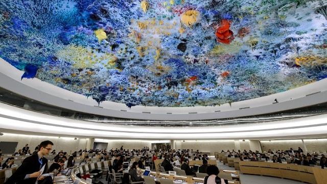 مجلس حقوق الإنسان يعتمد قرارا يتعلق بالجولان المحتل