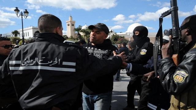 مواجهات في القيروان بين الأمن التونسي ومتشددين