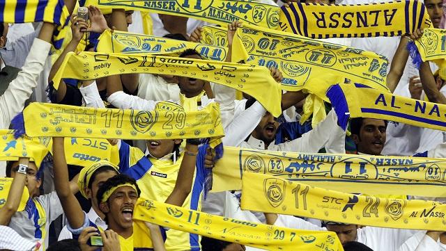 النصر بطلا للدوري السعودي بعد 19 عاما