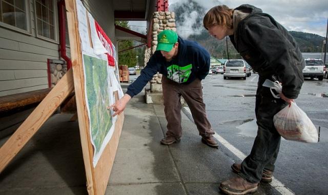 السلطات في ولاية واشنطن الأمريكية تتحاشى الإعلان عن العدد الحقيقي لقتلى الإنزلاق الأرضي