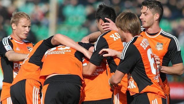 أورال يهزم أنجي في الصراع على البقاء في الدوري الروسي الممتاز