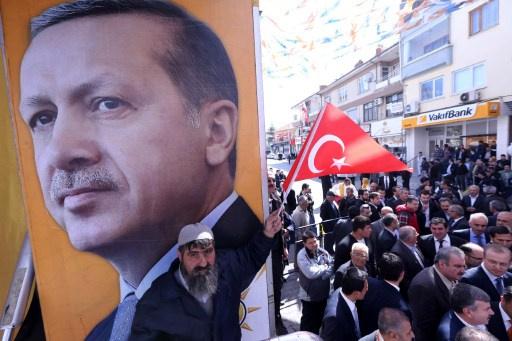 الانتخابات البلدية في تركيا امتحان صعب لاردوغان