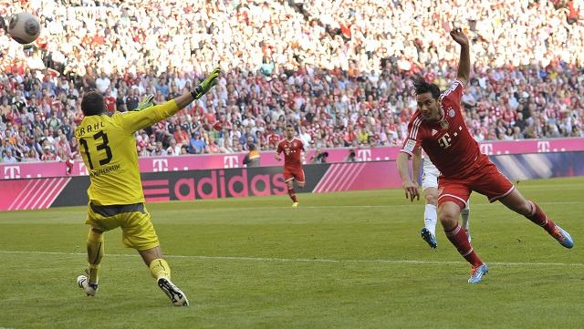 بطل البوندسليغا بايرن ميونيخ يتعادل على أرضه مع هوفنهايم (3-3)