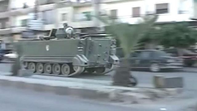 خطة أمنية للتصدي لأعمال العنف في لبنان
