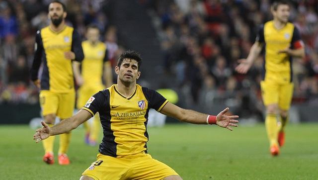 أتلتيكو مدريد يهزم اتلتيك بيلباو ويستعيد صدارة الليغا من برشلونة
