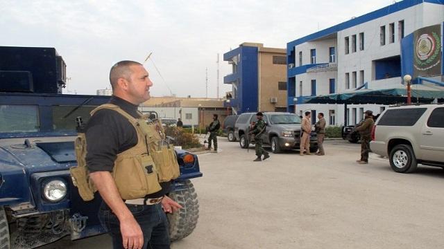 أشتباكات بين قوات الأمن ومسلحين في محيط سجن أبو غريب بضواحي بغداد