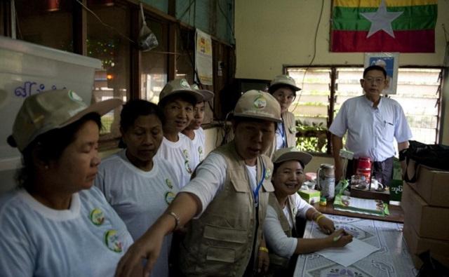 هيومن رايتس ووتش تدعو ميانمار إلى تأجيل التعداد السكاني