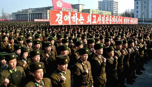 كوريا الشمالية قد تجري تجربة نووية جديدة