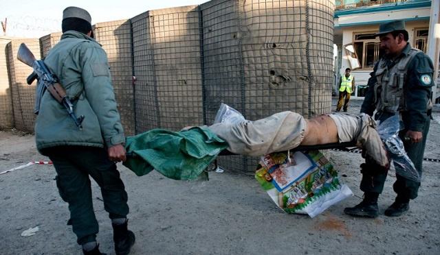 مقتل 21 من عناصر طالبان في عملية أمنية بأفغانستان