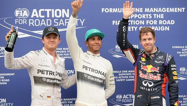 هاميلتون يحرز لقب بطل سباق جائزة ماليزيا الكبرى للفورمولا-1