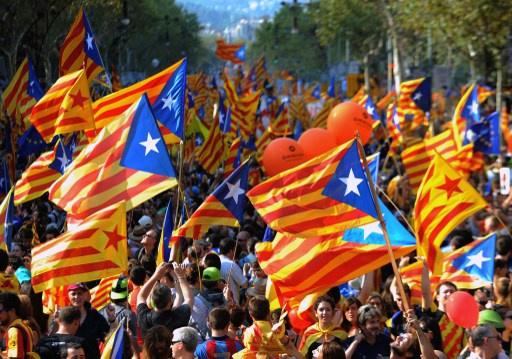 الحكومة الاسبانية لن تسمح لكاتالونيا بالاستفتاء على مصيرها