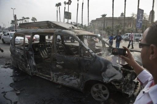 الداخلية المصرية تكشف تورط تنظيم متشدد استهدف قوات الجيش والشرطة