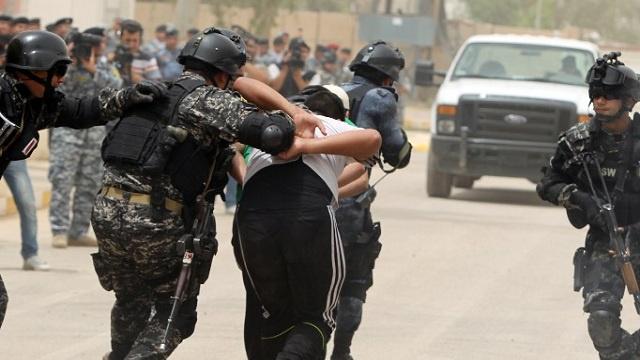 الأمن العراقي يقبض على قاتل الإعلامي الغضنفري