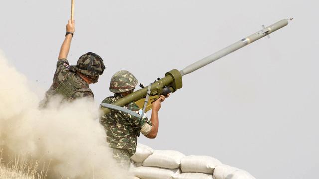 واشنطن ترفض تسليح المعارضة السورية بصواريخ مضادة للجو