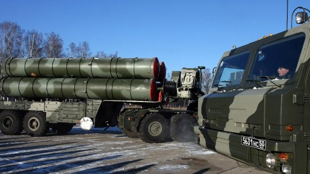 الصين بصدد شراء صواريخ