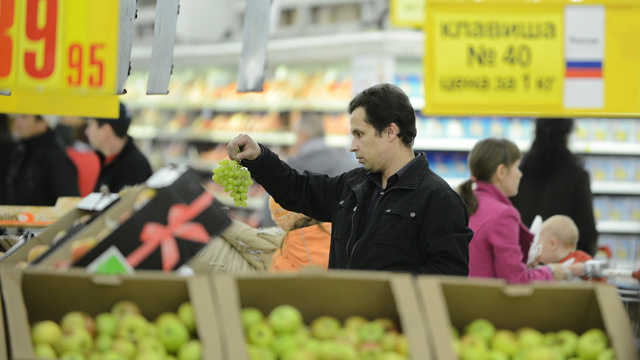 وزارة المالية الروسية تتوقع تضخما بنسبة 6% في 2014