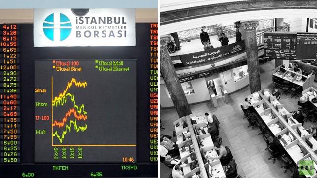 فوز حزب اردوغان دفع البورصة التركية إلى الصعود