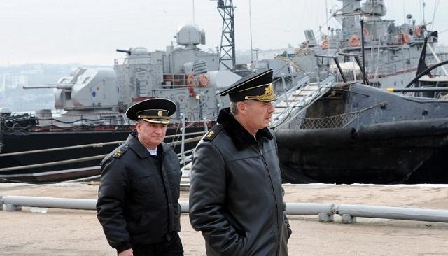 مجلس الدوما يوافق على إلغاء الاتفاقيات الخاصة بمرابطة أسطول البحر الأسود الروسي على أراضي أوكرانيا